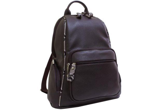 1944 рюкзак коричневый