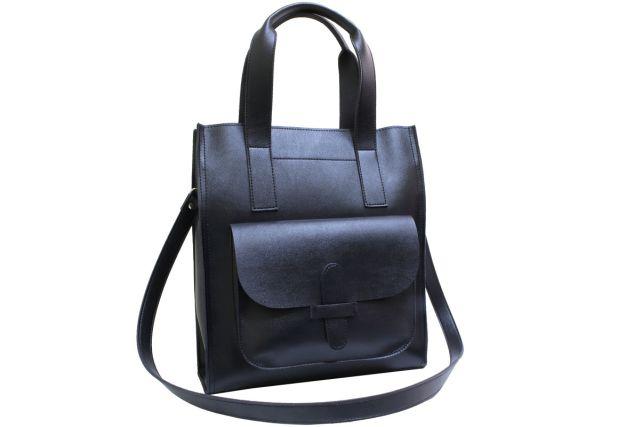 2032 сумка женская черная