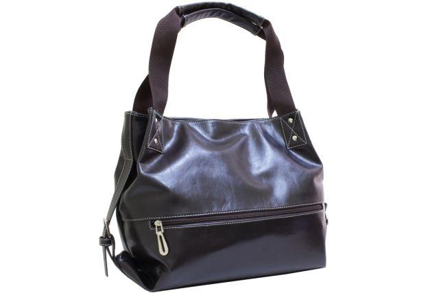 1947 сумка женская коричневая