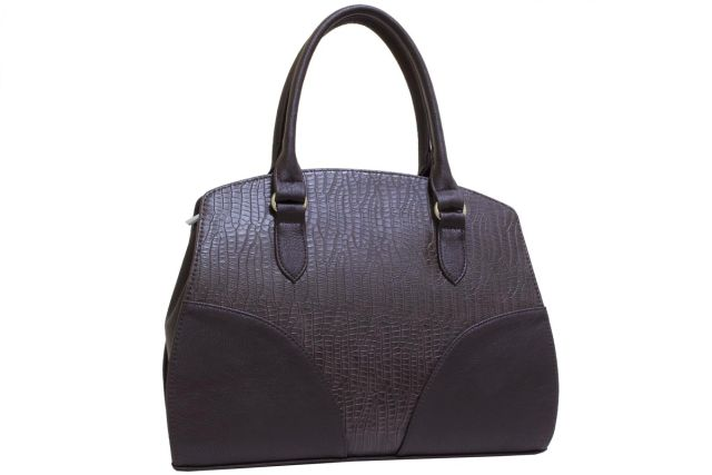 2015 сумка женская коричневый крок/коричневая