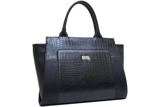 2012 сумка женская черный крок/черная
