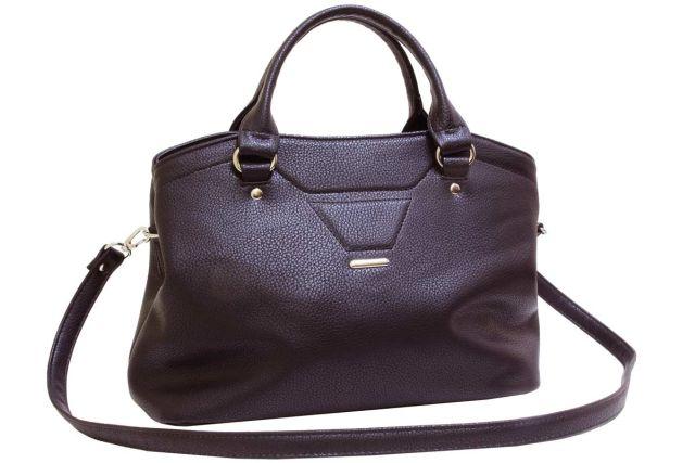 2102 сумка женская коричневая