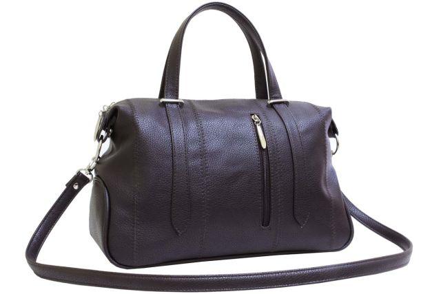 2103 сумка женская коричневая