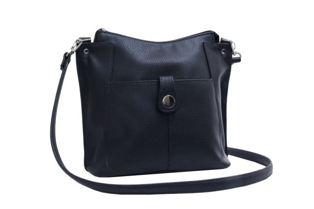 2104 сумка женская черная