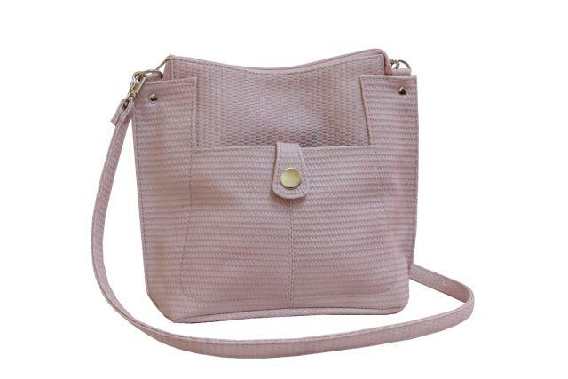2104 сумка женская розовая
