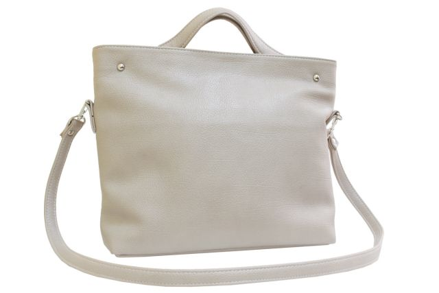 2008 сумка женская темно-бежевая