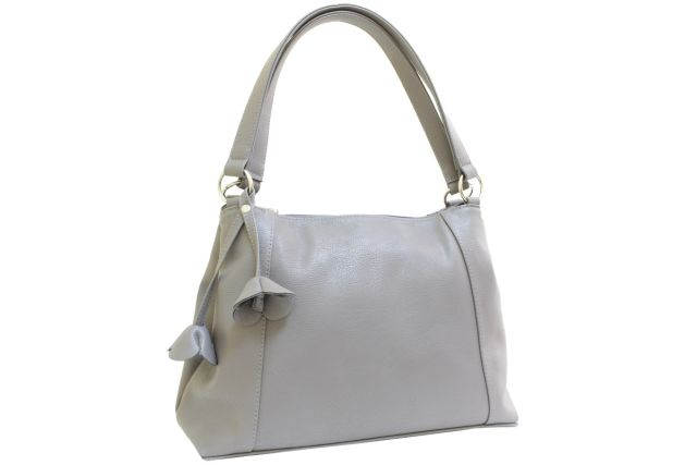 2101 сумка женская серая