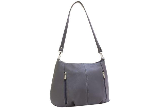1941 сумка женская серая