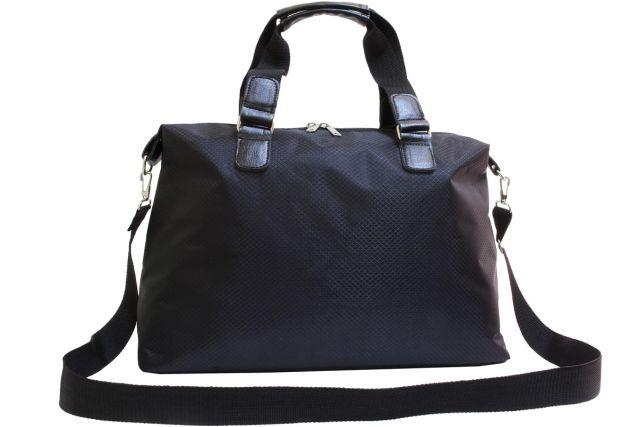 2117к сумка спортивно-дорожная черная