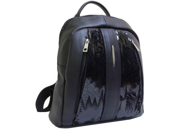 2007 рюкзак черный